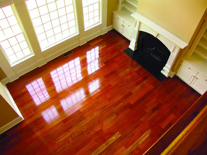Beautiful Floors solid hardwood - wood flooring from brazilian wood depot